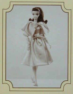 2015 BFMC Silkstone Blush Beauty BARBIE Fan Club Doll - Gold Label