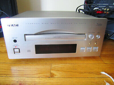 TEAC Reference 500 PD-H570 7 Disc CD Compact Disc Multi Player Auto Changer
