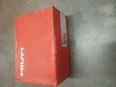 "BOX of HIlti 387526 Kwik Bolt Exp Stud Anchor KB-TZ 1/2"" x 3-3/4"" SS304 SEALED"