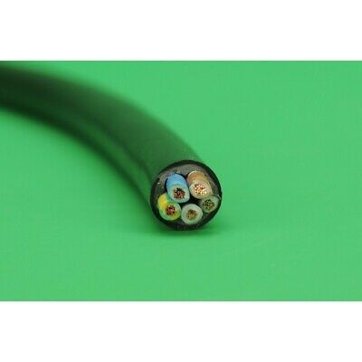 Hose Electric 5x15mm Cable Mains Electric 1 Metre