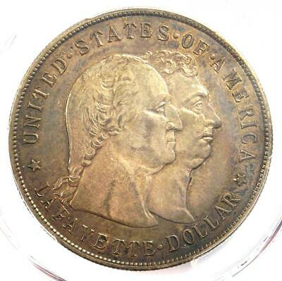 1900 Lafayette Silver Dollar $1 - PCGS Uncirculated Details - Rare MS UNC Coin!