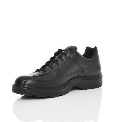 HAIX AIRPOWER C7 100304 Men's Black Leather Police Shoes Size 6.5 W MSRP- $140