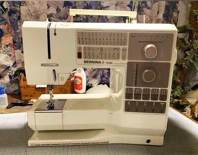 Original Bernina 1130 in working order complete. PAT Tested