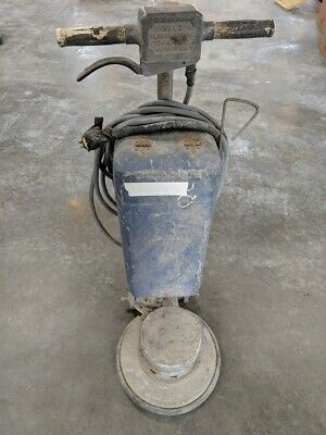 "Used Hild 14"" Orbital Floor Machine Buffer Polisher Carpet Scrubber USA made"