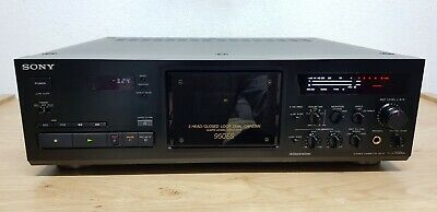 Sony TC-K950ES Black Supreme High-End Stereo Cassette Deck *EXCELLENT CONDITION*