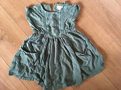 Girls Next Dress - Age 3-4 Years Old