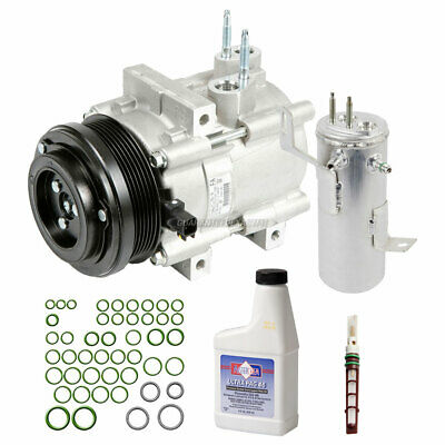 For Ford Explorer Mercury Mountaineer 02-05 A//C Compressor w// Clutch Top Quality