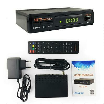 WR_ DVB-S2 Freesat Gtmedia V7S Full HD Box USB WiFi FTA TV Receiver Network Shar