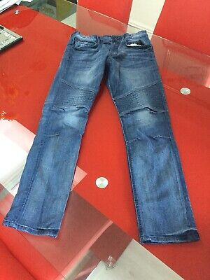 Boys H&M Denim Jeans Skinny Fit Age 12 - 13 Years