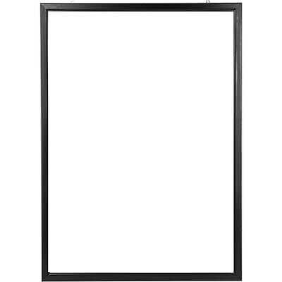 LED Light Box Movie Poster Display A1 33x24inch Advertising Frame Store
