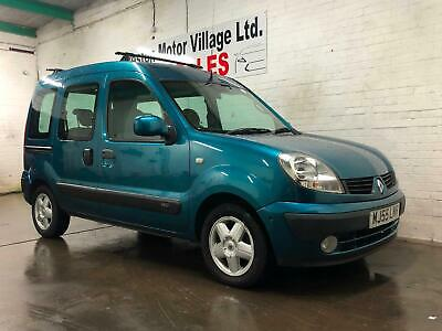Renault Kangoo 1.6 16v 95 auto Expression 39K FSH 5 STAMPS TO 22K 2 OWNERS SERV