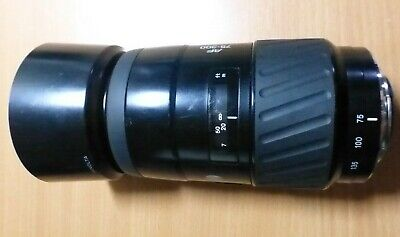 Konica Minolta 75-300mm F/4.5 -5.6 AF Lens  for Sony Alpha cameras
