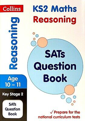 SATs Question Book, Reasoning, Age 10-11, KS2, Maths, Prepare Children For Tests