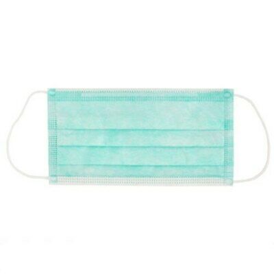 Surgical Flu Virus Face Mask With Earloop Strip Surgical Medical Quality Light G