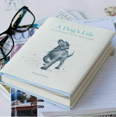 """Wrendale Designs """" A Dogs Life """" Book Brand New Over 50 of Britains Best Loved"""