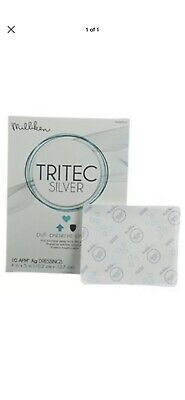 """Tritec Silver AFM Ag Wound Dressing 4"""" x 5""""  (Lot Of 20)"""
