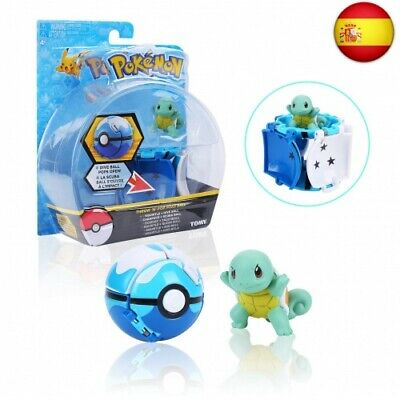 Pokemon, Poké Bolas Pokéball, Pokemon Figuras de Acción, Regalos y (Squirtle)