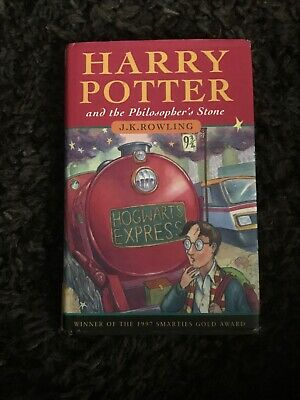 Harry Potter and the Philosopher's Stone: First Edition, Second Print (Hardback)