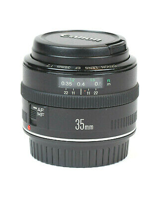 Canon EF 35mm f/2 EF Lens in Excellent Condition