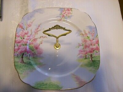 Royal Albert BLOSSOM TIME Single TIDBIT TRAY - 7 7/8 Inches