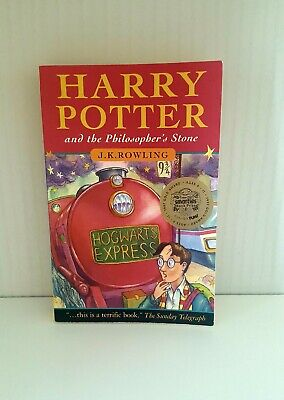 Harry Potter and the Philosophers Stone Uk