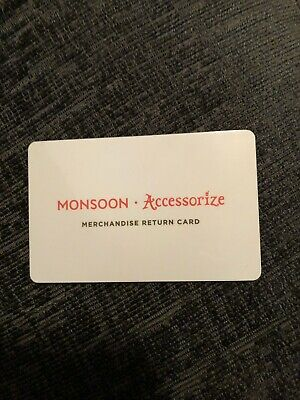 Monsoon Gift Card £70 Expires Feb 2022