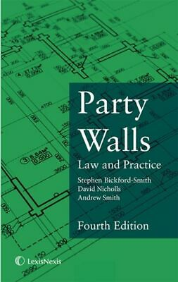 Party Walls Bickford-Smith Stephen GA