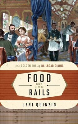 Food on the Rails Quinzio Jeri GA