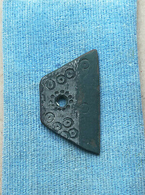 Rare Ancient Norse Viking Amulet Battle Halberd - AX 9th-11th Century AD