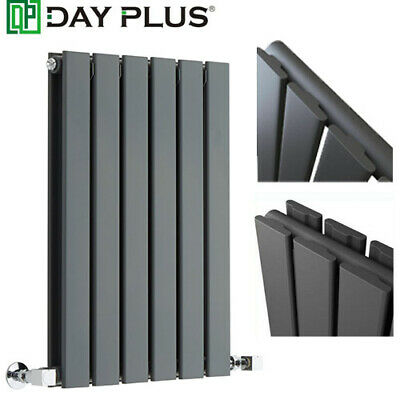 Heater Radiator Vertical Horizontal Anthracite Flat Panel Oval Column Rad Double