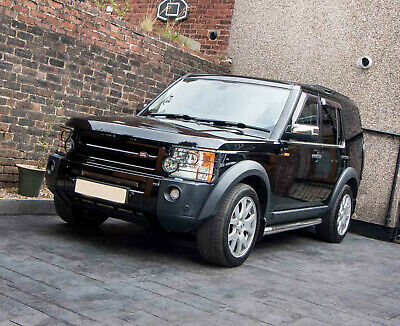 Land Rover Discovery 3 Tdv6 Hse Auto Low Mileage