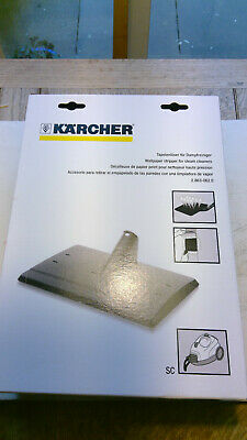 K'A'RCHER Wallpaper stripper attachment for K'ARCHER steam cleaner