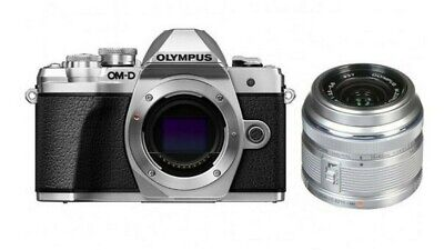 NEW Olympus OM-D E-M10 Mark III Digital Camera (Kit with 14-42mm R II Lens)