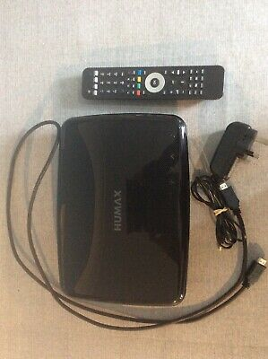 HUMAX FVP-5000T 500GB Freeview Play Recorder with iPlayer/ITV/Netflix and more