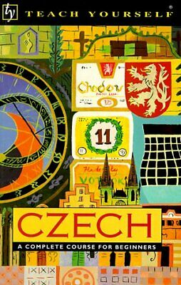 TEACH YOURSELF CZECH: A COMPLETE COURSE FOR By David Short *Excellent Condition*