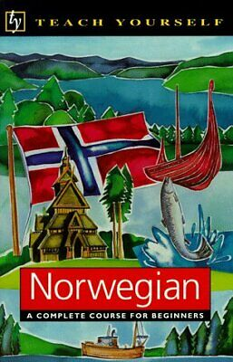 TEACH YOURSELF NORWEGIAN By I. Marm *Excellent Condition*