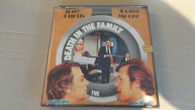 super 8 mm film    The Persuaders    400 series