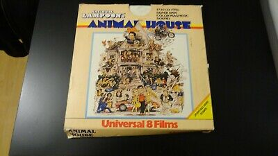 super 8mm films   Animal  House   400 series