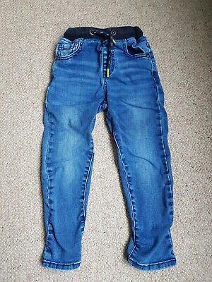 Boys NEXT Super Skinny Stretchy Jeans Age 3 / 98cm Height