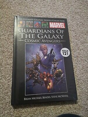 The Ultimate Graphic Novels Collection Marvel Guardians Of The Galaxy Cosmic...