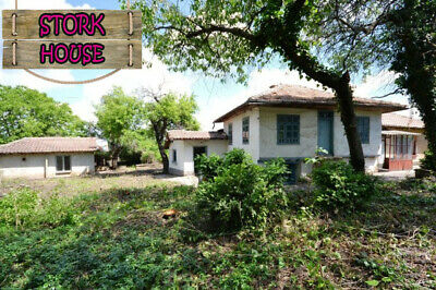 Auction Of A Large Freehold Farmhouse Near Veliko Tarnovo In Bulgaria