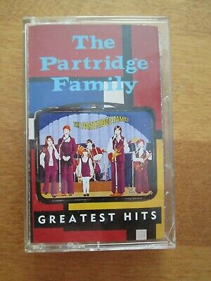 Cassette Tape    The Partridge Family - Greatest Hits    Buy It Now $5.00