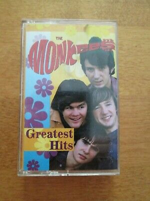 Cassette Tape    The Monkees  - Greatest Hits    Buy It Now $8.00