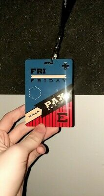 PAX East 2020 Friday Badge