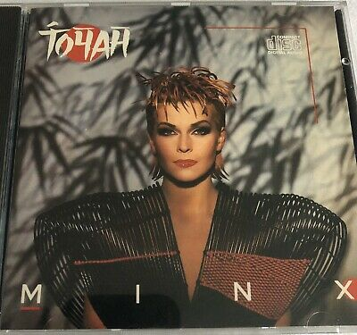 TOYAH Minx CD (Portrait label) - Excellent Condition - PUNK / NEW WAVE