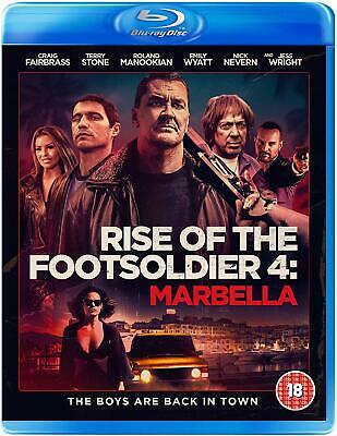 Rise of the Footsoldier 4 - Marbella [Blu-ray] RELEASED 06/01/2020