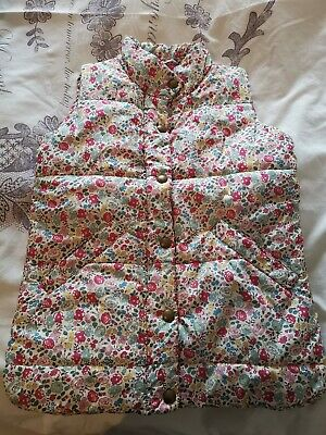 Joules Girls Gilet Age 11-12