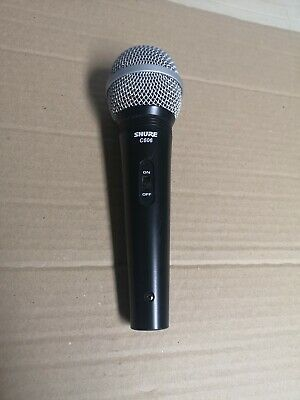 Shure C606 Dynamic Vocal Microphone Ref 699A