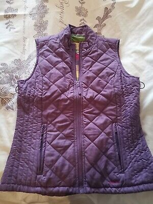 Joules Girls Gilet Age 8