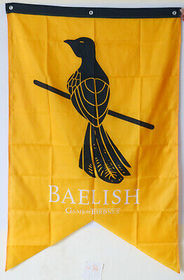 Game Of Thrones House Baelish flag 3x5ft vertical banner US Free shipping